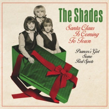 "The Shades - Santa Claus Is Coming To Town - 7"" Vinyl"