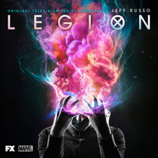 Jeff Russo - Legion (Original Television Series Soundtrack) - 2x LP Vinyl