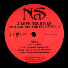 "J Love - Archives Vol.4 - 12"" Vinyl"