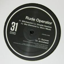 """Rude Operator - Witchdoctor Ep - 12"""" Vinyl"""