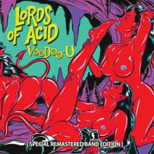 Lords Of Acid - Voodoo-U - 2x LP Vinyl