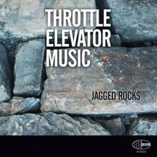 Throttle Elevator Music - Jagged Rocks - LP Vinyl