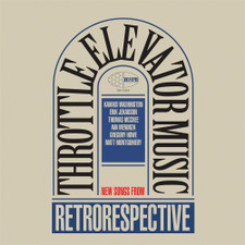 Throttle Elevator Music - Retrorespective - LP Vinyl