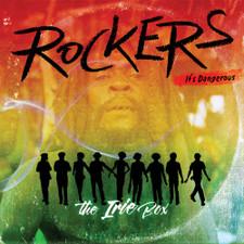 Various Artists - Rockers: The Irie Box - 2x LP Colored Vinyl Box Set+DVD+Blu Ray