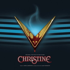 John Carpenter / Alan Howarth - Christine (Original Motion Picture Soundtrack Score) - LP Colored Vinyl