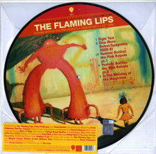 The Flaming Lips - Yoshimi Battles The Pink Robots - LP Picture Disc Vinyl