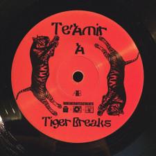 """Te'Amir Sweeney - Tiger Breaks - 7"""" Vinyl"""