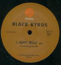 """The Blackbyrds - Happy Music - 12"""" Vinyl"""