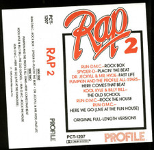 Various Artists - Rap 2 - Cassette