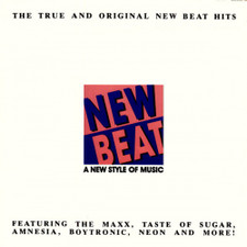 Various Artists - New Beat - A New Style Of Music - LP Vinyl