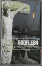 Godflesh - Songs Of Love And Hate - Cassette