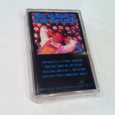Various Artists - Mr. Magic's Rap Attack Vol. 5 - Cassette