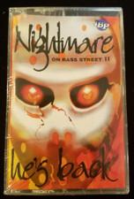 Bill Okon - Nightmare On Bass Street II - He's Back - Cassette