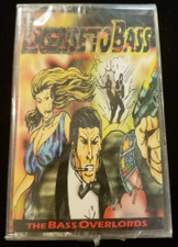 Bass Overlords - License To Bass - Cassette