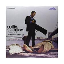 Willie Colon - Cosa Nuestra - LP Vinyl