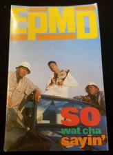 EPMD - So Wat Cha Sayin' - Cassette