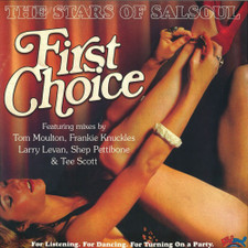 First Choice - The Stars Of Salsoul - 2x LP Vinyl