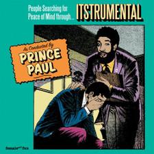 Prince Paul - Itstrumental - 2x LP Colored Vinyl