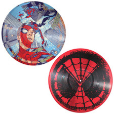 Michael Giacchino - Spider-Man: Homecoming (Original Motion Picture Soundtrack) - LP Picture Disc Vinyl