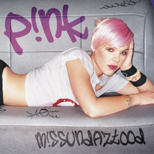 P!nk - Missundaztood - 2x LP Colored Vinyl