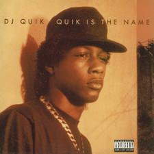 Dj Quik - Quik Is The Name - LP Vinyl