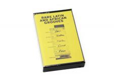 Chris Hound - Rare Latin & African Grooves CSD - Cassette