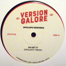 """Opolopo - Reworks - 12"""" Vinyl"""