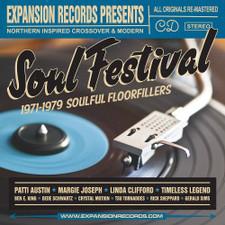 Various Artists - Soul Festival (1971-1979 Soulful Floorfillers) - LP Vinyl