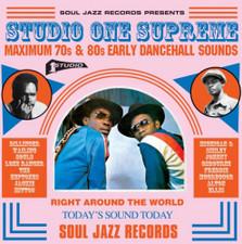 Various Artists - Studio One Supreme: Maximum 70s & 80s Early Dancehall Sounds - 3x LP Vinyl