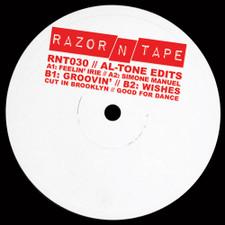 """Al-Tone - Edits - 12"""" Vinyl"""