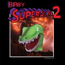 "Skratchy Seal - Baby Super Seal 2 - 7"" Colored Vinyl"