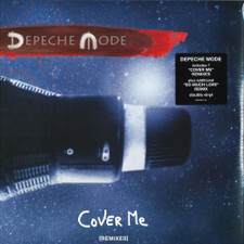 "Depeche Mode - Cover Me (Remixes) - 2x 12"" Vinyl"