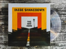 Ikebe Shakedown - The Way Home - LP Clear Vinyl