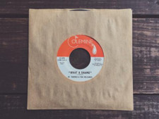"Jr. Thomas & The Volcanos - What A Shame - 7"" Vinyl"