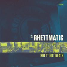 Dj Rhettmatic - Rhett Got Beats - LP Vinyl