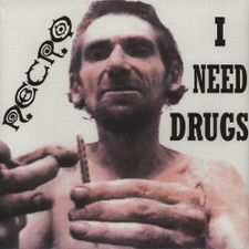 Necro - I Need Drugs - 2x LP Vinyl