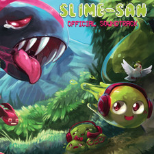 Various Artists - Slime-San (Official Soundtrack) - 2x LP Vinyl