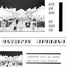 Giovanni Venosta - Olympic Signals - LP Vinyl