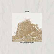 "Coil - Another Brown World / Baby Food - 12"" Vinyl"