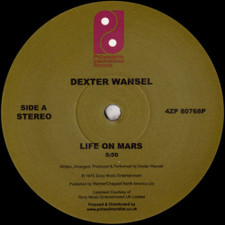 "Dexter Wansel - Life On Mars / The Sweetest Pain (legit version) - 12"" Vinyl"