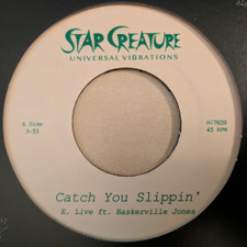 "E. Live - Catch You Slippin' - 7"" Vinyl"