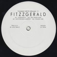"""Fitzzgerald - Tugboat Edits Vol. 11 - 12"""" Vinyl"""