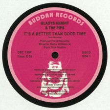 "Gladys Knight & The Pips - It's Better Than A Good Time - 12"" Vinyl"