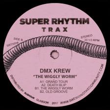 "DMX Krew - The Wiggly Worm - 12"" Vinyl"