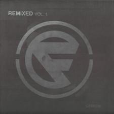 """Various Artists - Cyberfunk Remixed Vol. 1 - 12"""" Vinyl"""