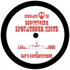 """Scrimshire - Spooktober Edits - 7"""" Vinyl"""