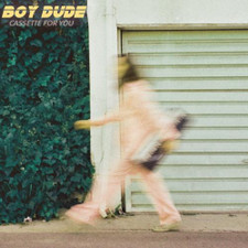Boy Dude - Cassette For You - LP Vinyl