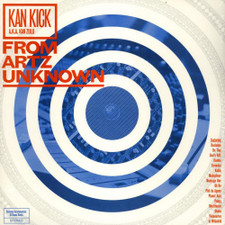 KanKick - From Artz Unknown - 2x LP Vinyl