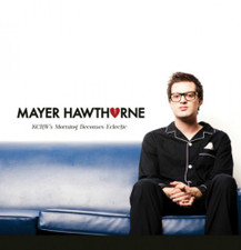 "Mayer Hawthorne - KCRW's Morning Becomes Eclectic - 10"" Vinyl"