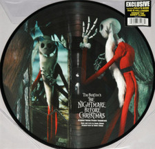 Danny Elfman - Tim Burton's The Nightmare Before Christmas (Original Motion Picture Soundtrack) - 2x LP Picture Disc Vinyl